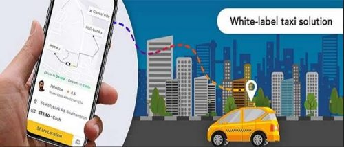 White Label Taxi Booking Apps