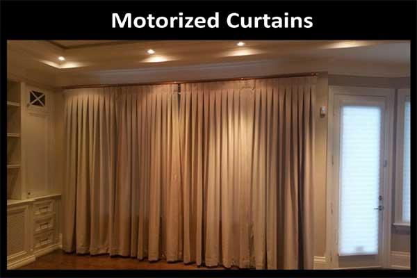 Motorized Curtains Abu Dhabi