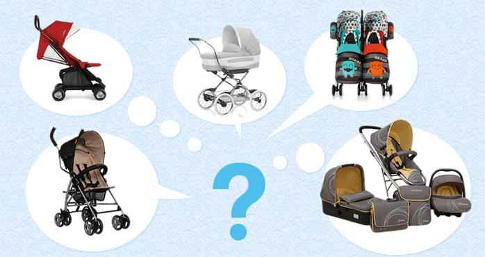The complete guide in choosing a stroller