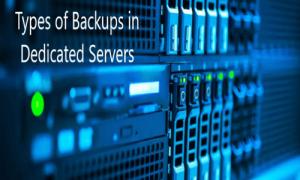Types Of Dedicated server
